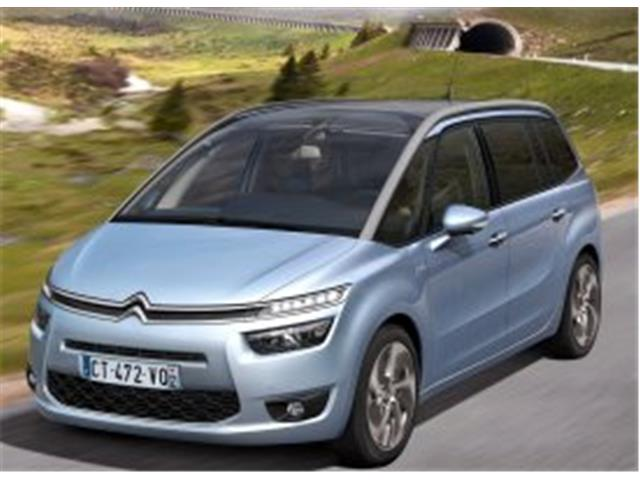 Grand C4 Picasso Exclusive GPS 1.6L Diesel