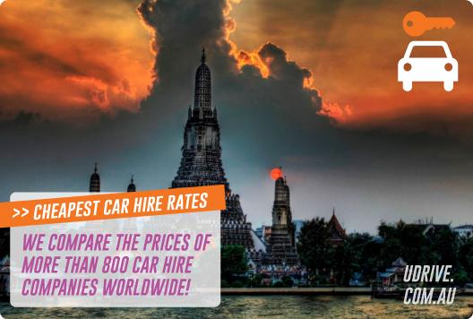 Bangkok Car Hire
