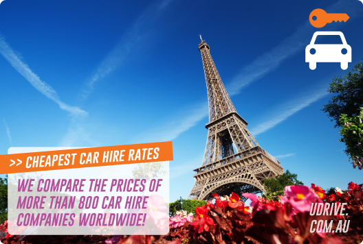 Cheap Car Hire Orly Airport