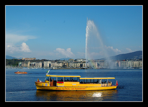 Fountain of Geneva