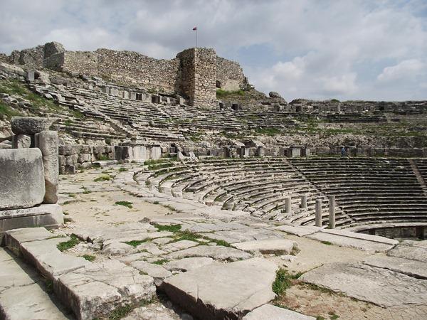 Miletos-Turkey