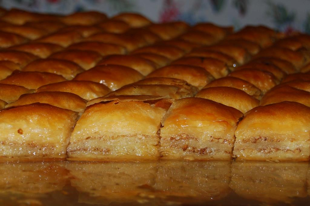 Popular Turkey Eid Al-Fitr Food - Baklava  Collection_255259 .jpg