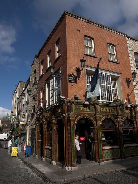 Dublin pub