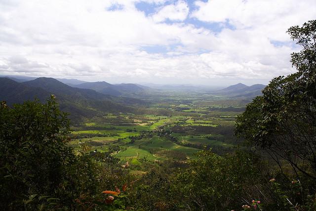 Eungella valley