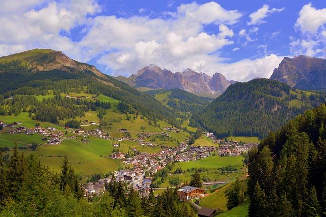 Dolomites Italian Alps
