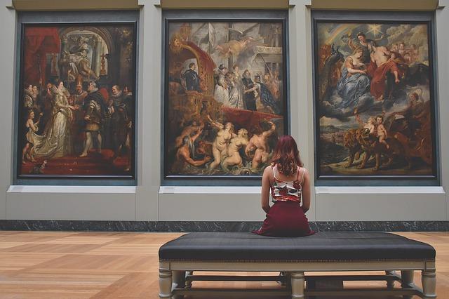 Louvre Paris Art